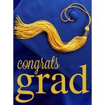 Graduation - Blue Graduation Cap eGift Card