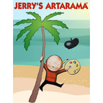 Jerry's Art eGift Card - Lil' Jerry Beach Scene eGift Card