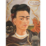 Selfies - Artist Frida Kahlo eGift Card