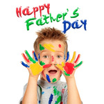 Happy Father's Day 2014 - Kid eGift Card