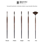 Escoda Versatil Synthetic Kolinsky Sable Long Handle Brushes