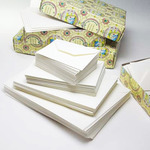 "Fabriano Medioevalis Square Envelopes Box of 100 5"" x 5"""