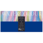 Fabriano Watercolour Paper 140lb Cold Pressed Block of 20 Sheets 7.87x15.75 In