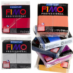 FIMO Professional Soft Polymer Modeling Clays