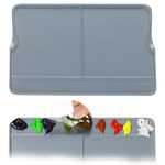Mijello Fredi Weber Peel-Off TruColor Neutral Grey Palette for Oils & Acrylics