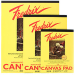 Fredrix Acrylic Primed Canvas Pads