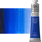 Winton Oil Color 200 ml Tube - French Ultramarine