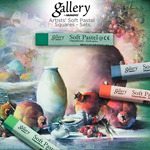Gallery By Mungyo Artists' Soft Pastel Square Sets