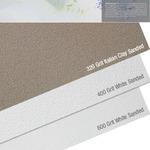 Global Arts Premier Sanded Pastel Paper Rolls & Pochettes