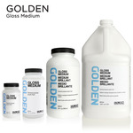 Golden Gloss Medium