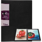 "GoSee Professional Archival Presentation Book 9x12"" 24 Pages"