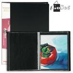 Professional Archival Presentation & Portfolio Books - GoSee