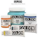 Golden Heavy Body Artists' Acrylics