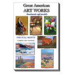Great American Artworks Soft Pastels Set of 468 - The Full Monty