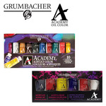 Grumbacher Academy Acrylic Paint Sets