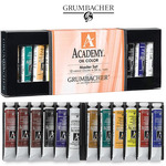 Grumbacher Academy Oil Color Set