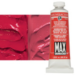 MAX Water-Mixable Oil Color 37 ml Tube - Grumbacher Red