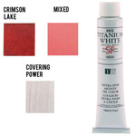 Holbein Extra-Fine Artists' Oil Color 110 ml Tube - Titanium White