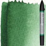 Winsor & Newton Watercolor Marker - Hookers Green Dark