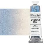 Williamsburg Handmade Oil Paint 37 ml - Interference Blue