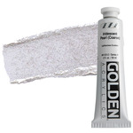 GOLDEN Heavy Body Acrylic 2 oz Tube - Iridescent Pearl (Coarse)