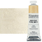 Williamsburg Handmade Oil Paint 37 ml - Iridescent Pearl White
