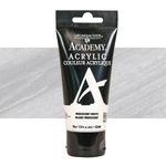 Grumbacher Academy Acrylic 90 ml Tube - Iridescent White