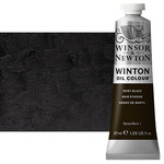 Winton Oil Color 37 ml Tube - Ivory Black