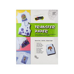 Jacquard Transfer Paper 8.5x11 In 3 Sheet Pack