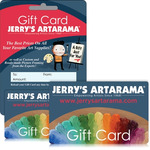 Jerry's Gift Cards