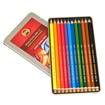 Koh-I-Noor Polycolor Colored Pencils Set of 12