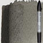 Winsor & Newton Watercolor Marker - Lamp Black