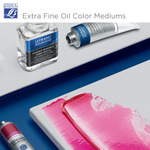 Lefranc & Bourgeois Extra Fine Oil Color Mediums
