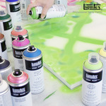 Liquitex Acrylic Professional Spray Paint