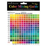 Magic Palette Mini Color Mixing Guide- 150 Color Mixer