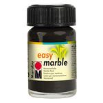 Marabu Easy Marble Color Black 15ML Jar