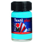 Marabu Textil Plus Paint Light Blue 15 ML