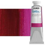 LUKAS Berlin Water Mixable Oil Color 37 ml Tube - Mauve