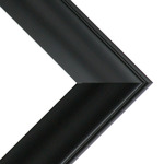 Millbrook Collection Ready Made Frames Asbury Black 13x19 In