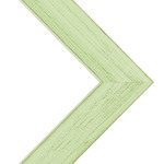 Millbrook Collection Ready Made Frames Country Chic Mint Julep 13x19 In