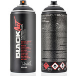 Montana Black BLACKOUT Tarblack 400ml Spray Can