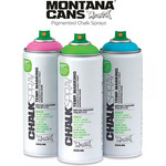 Montana CHALKSPRAY Spray 400ml Cans