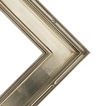Museum Plein Aire Silver Frame 11X14 3.5 Inch Wide