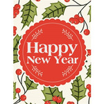 Happy New Year Artist - Electronic Gift Card eGift Card