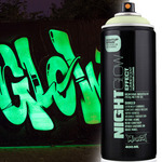 Montana Effect Spray Nightglow 400ml Can Luminescent-Green