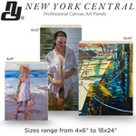 New York Central Professional Canvas Art Panels