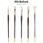 Old Holland Bristle Brushes