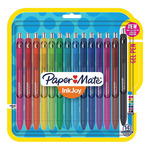 Paper Mate Inkjoy Gel Pen 0.77MM Set of 14