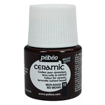 Pebeo Ceramic Color Red Brown 45 ml