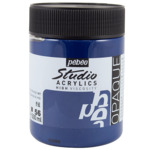 Pebeo Studio Acrylics Prussian Blue 500ML